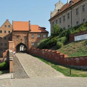 グルジョンツカの門(Brama Grudziądzka)