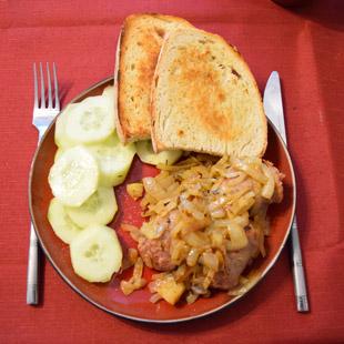 ポーランド料理のイメージ